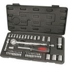"43 pce 3/8"" & 1/4""Drive Socket Set Metric"