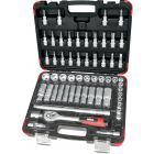 "58 pce 3/8"" Drive Socket Set Metric"