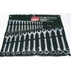 25 pce Combination Spanner Set Metric