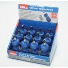 12 in 1 Stubby Ratchet Screwdriver 12pce