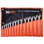 RAC 14 pce Spanner Set Metric