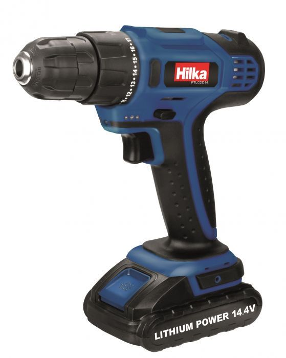 14 4v Li Ion Cordless Drill Driver Hilka Tools