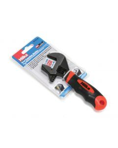 Dual Function Stubby Pipe & Adjustable Wrench