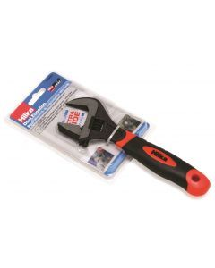 Dual Function Pipe & Adjustable Wrench