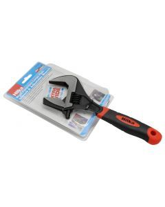 Dual Function Large Pipe & Adjustable Wrench