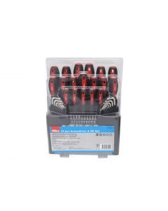 44 pce Screwdriver & Bit Set