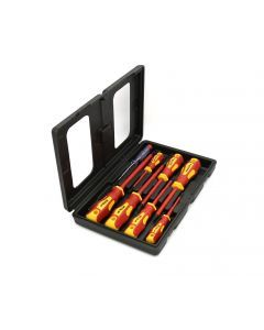 8 pce VDE Electricians Screwdriver Set