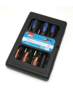 7 pce Go-Thru Screwdriver Set