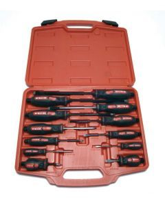 12 pce High Impact Screwdriver Set