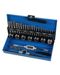 32 pce Tap and Die Set Metric Pro Craft