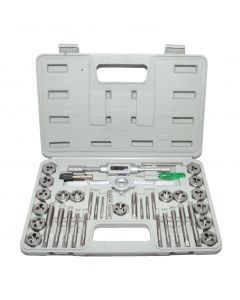 40 pce Alloy Steel Tap & Die Set