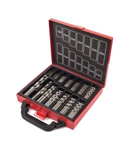 99 pce HSS Drill Set