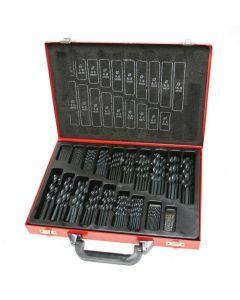 170 pce HSS Drill Bit Set