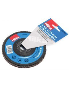 "4 1/2"" (115mm) 40 Grit Flap Disc"