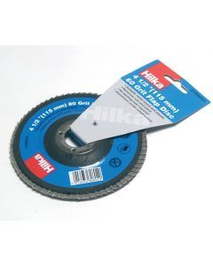 "4 1/2"" (115mm) 60 Grit Flap Disc"