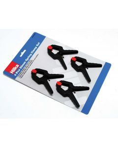 "4 pce 3.25"" 85mm Spring Clamp Set"