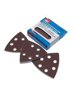 15 pce Assorted Detail Sanding Pads