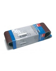6 pce Assorted Belt Sander Sheets