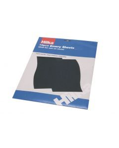 10 pce Emery Cloth Sheets