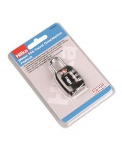 30mm TSA Travel Combination Padlock