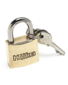 30mm Heavy Duty Brass Padlock