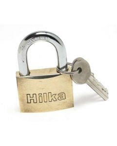 50mm Heavy Duty Brass Padlock