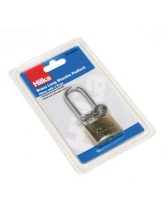 40mm Brass Long Shackle Padlock