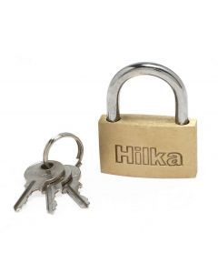 30mm Slim Brass Padlock