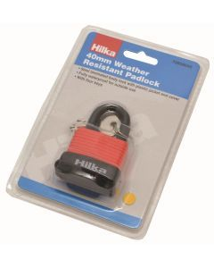 40mm Weather Resistant Padlock