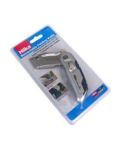 Retractable Folding Utility Knife