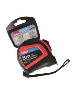 8m/26ft x 25mm Professional Tape Measure