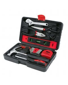 Pro Craft 25 pce Tool Kit inc Level & Scissors