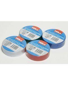 Multi Coloured Tape 20m x 19mm 24 pce