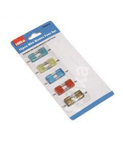 10 pce Mini Blade Fuse Set