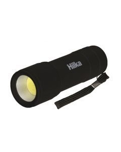 1W COB 70 Lumens Rubber Coated Mini Torch