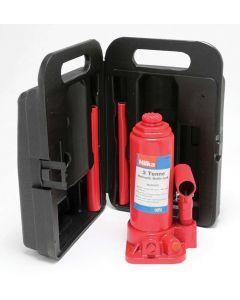 3 Tonne 194 - 372mm Bottle Jack in Case