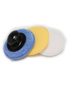 3 pce Polish Applicator Pads