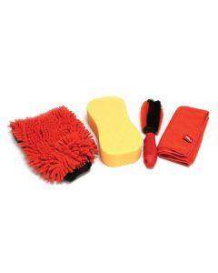 4 pce Wash Set