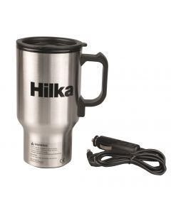 12v Heated Stainless Travel Mug