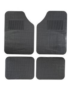 4 pce Universal Car Mat Set