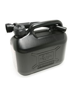 5L Black Fuel Can