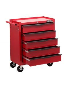 Heavy Duty 5 Drawer Trolley BBS