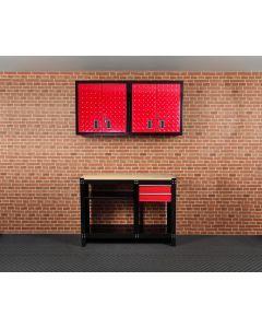 3 pce Garage Storage Solution