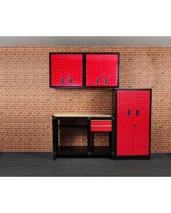 4 pce Garage Storage Solution