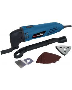 Pro-Craft 220w Oscillating Multi Tool
