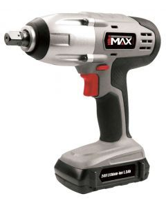 "Li-ion 24v 1/2"" Sq Drive Impact Wrench"