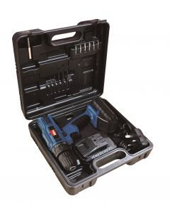 18V Li-ion Cordless Drill/Driver with Two Batteries
