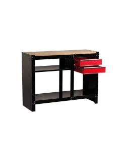 Heavy Duty 2 Drawer Work Bench
