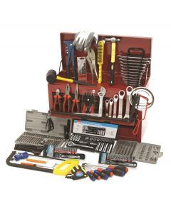 270 pce Tool Kit in Heavy Duty Tool Chest