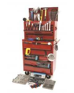 271 pce Tool Kit HD Tool Chest & Cabinet